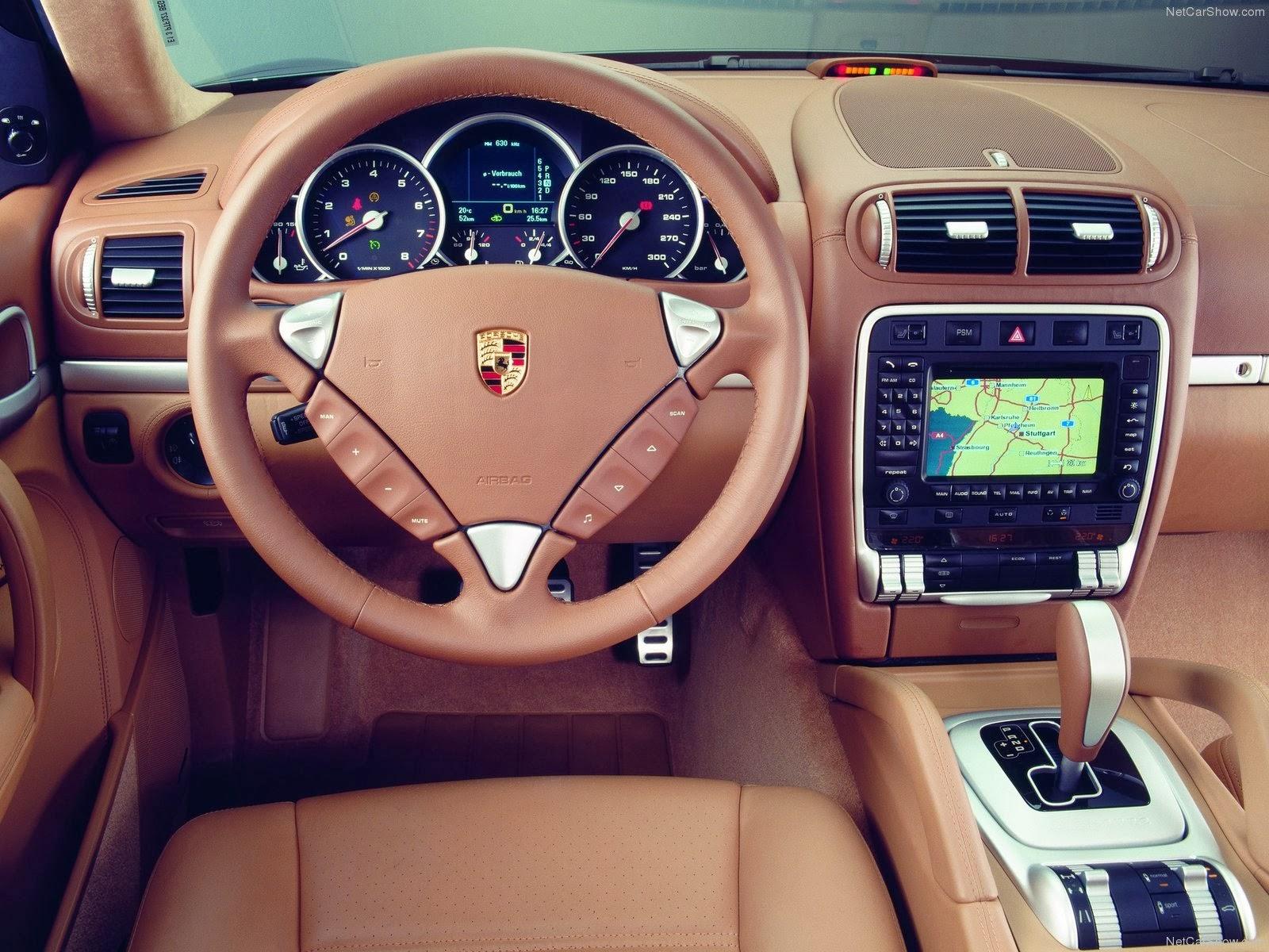 Porsche Cayenne Özellikleri Yakıt Tüketimi Hızı Performansı on