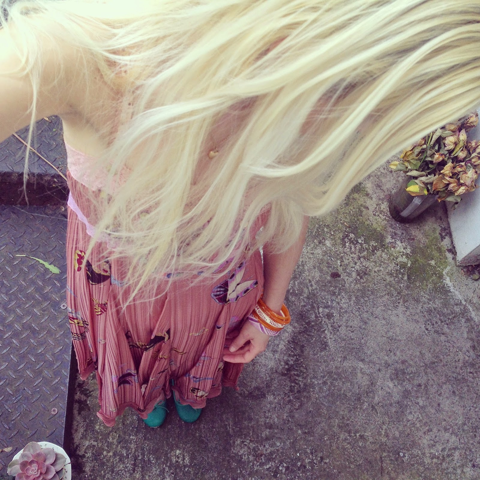 A Rebecca Taylor Dress