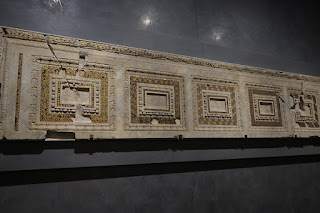 Florence Museo dell'Opera del Duomo Stone Fragments Mosaic