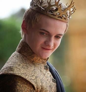 The little prick, King Joffrey