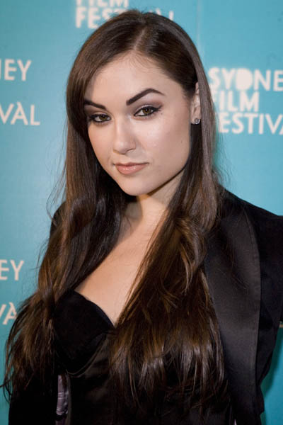 Sasha Grey Long Hair Styles