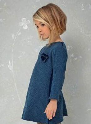 Model rambut bob layer untuk anak perempuan 3252214