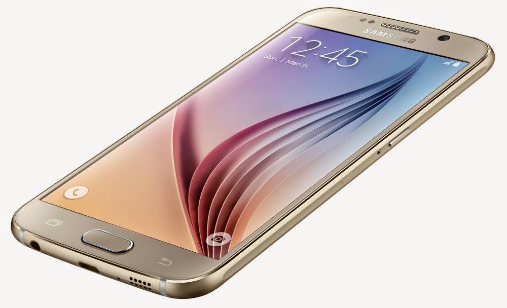Samsung Galaxy S6 - G920F - Gold Platinum