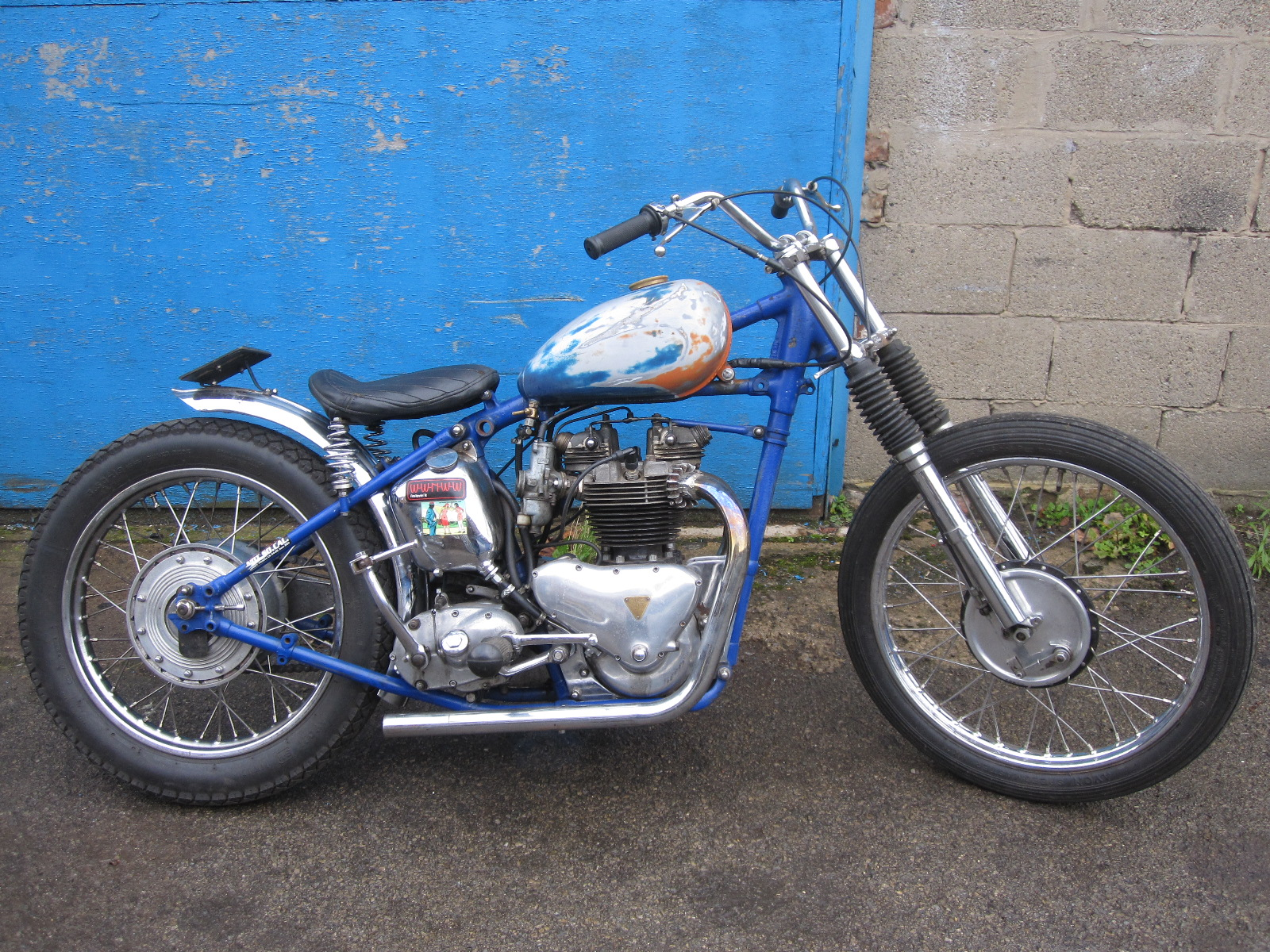 RIGID TRIUMPH FOR SALE
