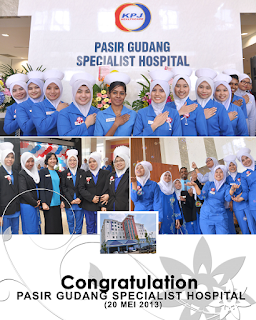 Jawatan Kosong di KPJ Pasir Gudang Specialist Hospital