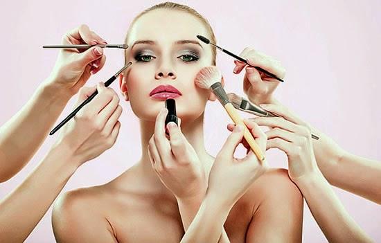 Christmas makeup tips