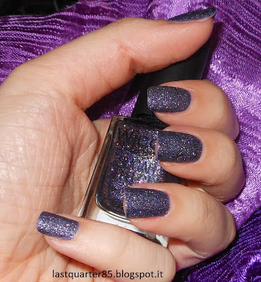 Wjcon Sugar Effect Nail Lacquer in 808 (dupe di OPI Alcatraz Rocks).