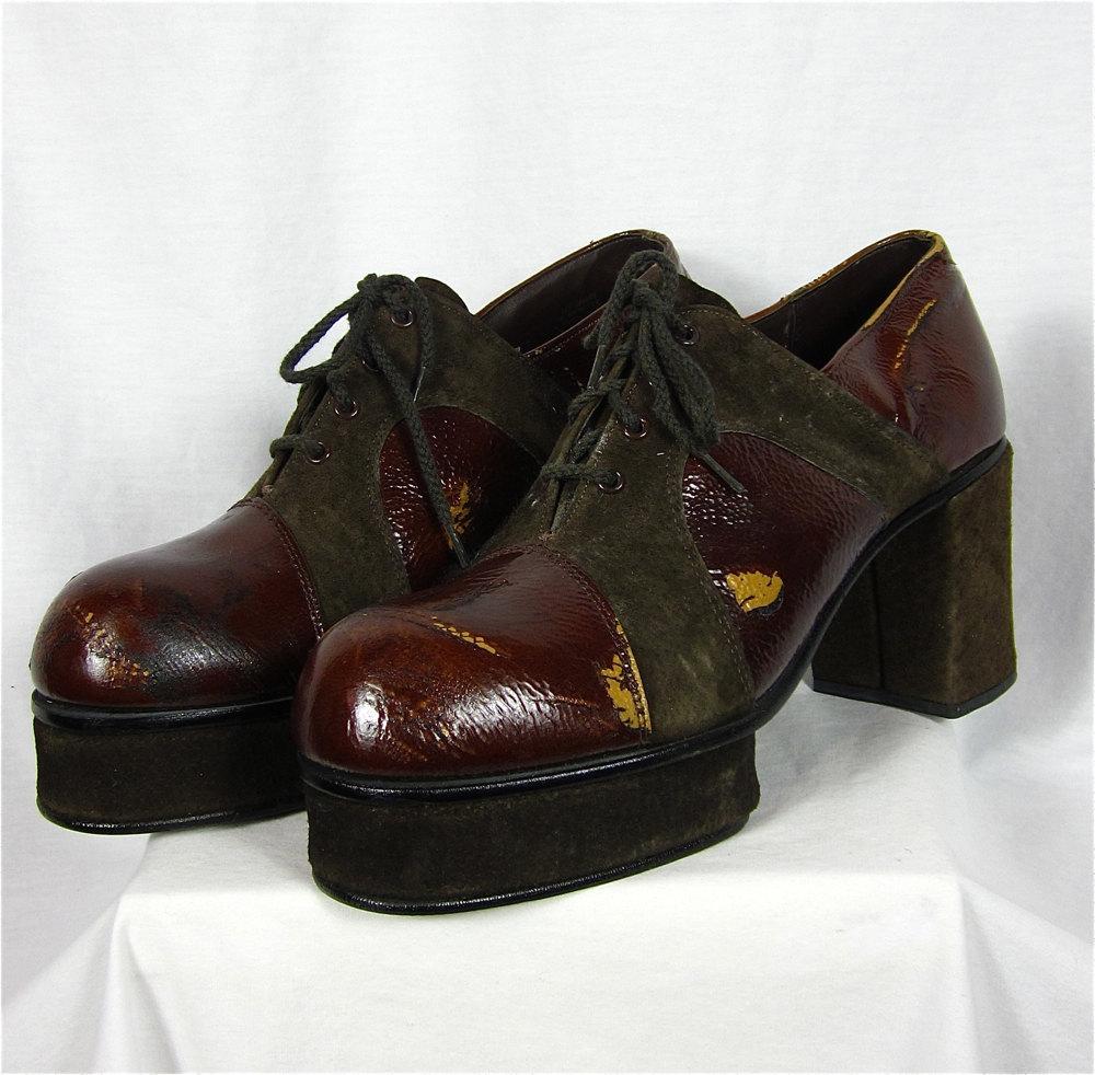 Men Vintave Shoes Canada