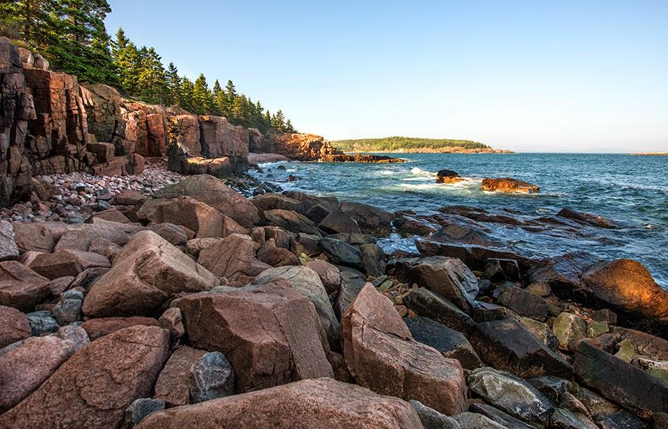 Acadia national park photography workshop offering peter for Acadia national park fishing