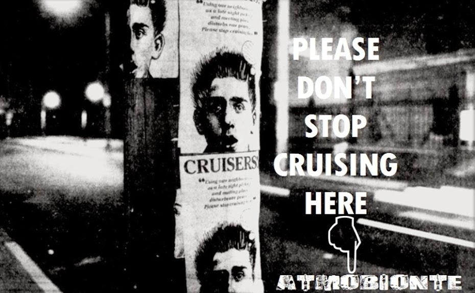 PLEASE DON'T STOP CRUISING HERE