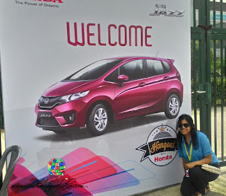 The Dream Drive with Honda Jazz!