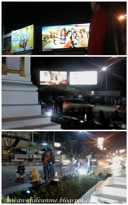 Travelers, Ayo ke Tugu Jogja | Meanwhile U and Me