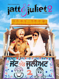 jatt and juliet2 official poster