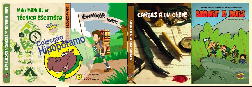 Colecção Hipopótamo - Publicações Escutistas