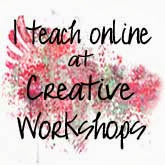 CREATIVE WORKSHOPS - ONLINE