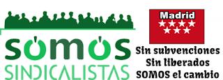 SOMOS sindicalistas se reúne en Madrid con su concejal del Ayuntamiento