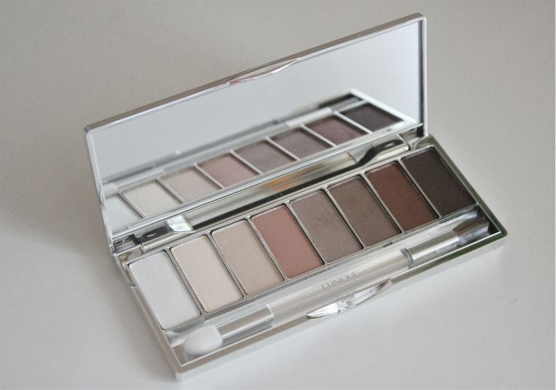 Clinique Neutral Territory 2 Eyeshadow Palette