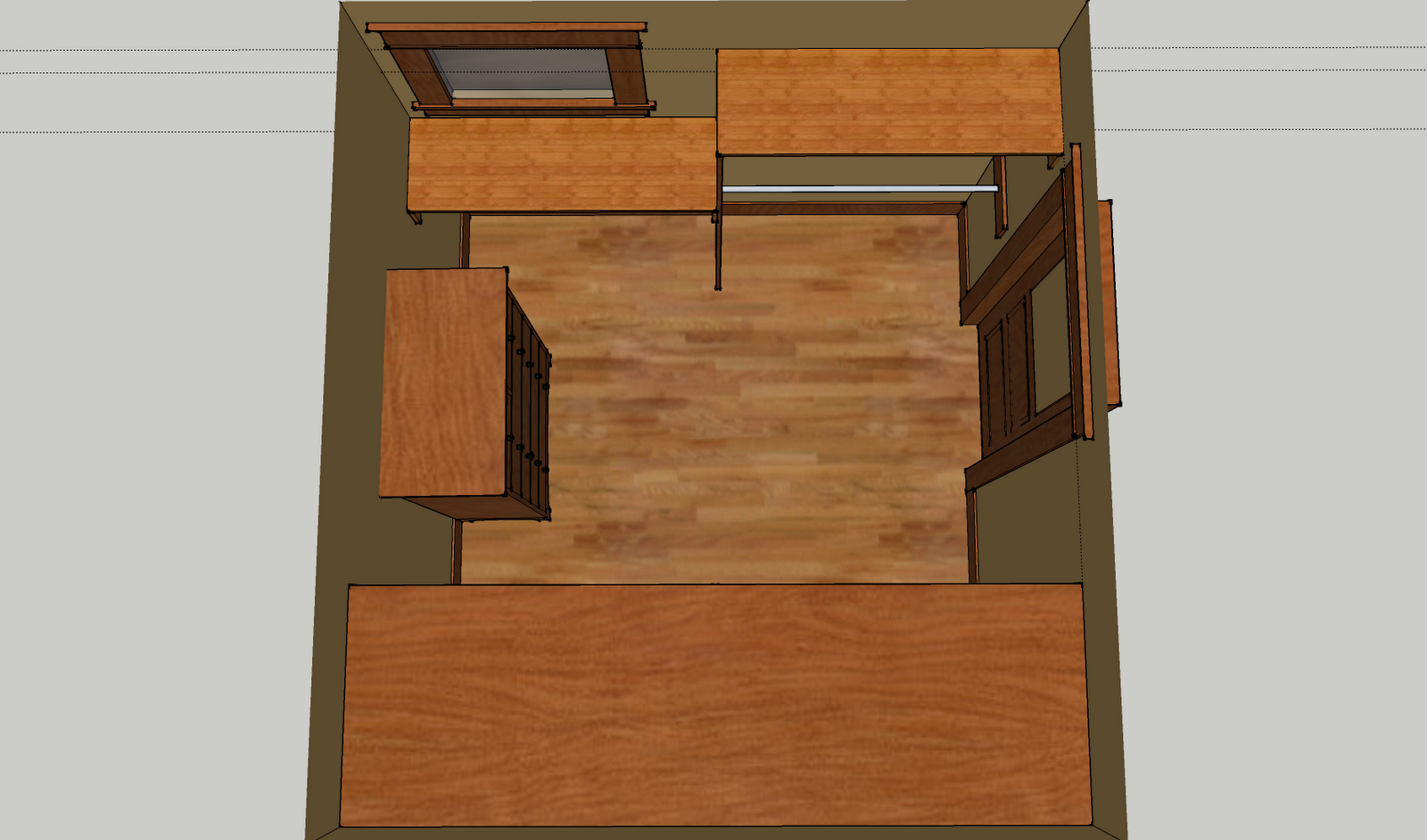 The Plan For Jeff's Closet Is Nearly Complete. It Should Get Finished . Full resolution  photo, nominally Width 1600 Height 942 pixels, photo with #A26129.