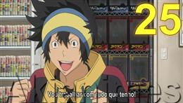 Bakuman Episodio 25 Português