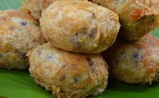 perkedel kentang gurih