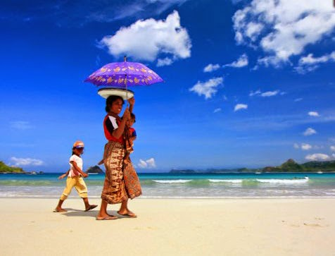 Kuta Beach Lombok Tour Package