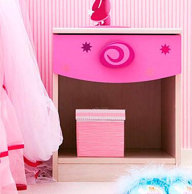Mesas de noche para ni os infantil decora - Mesas para ninas ...