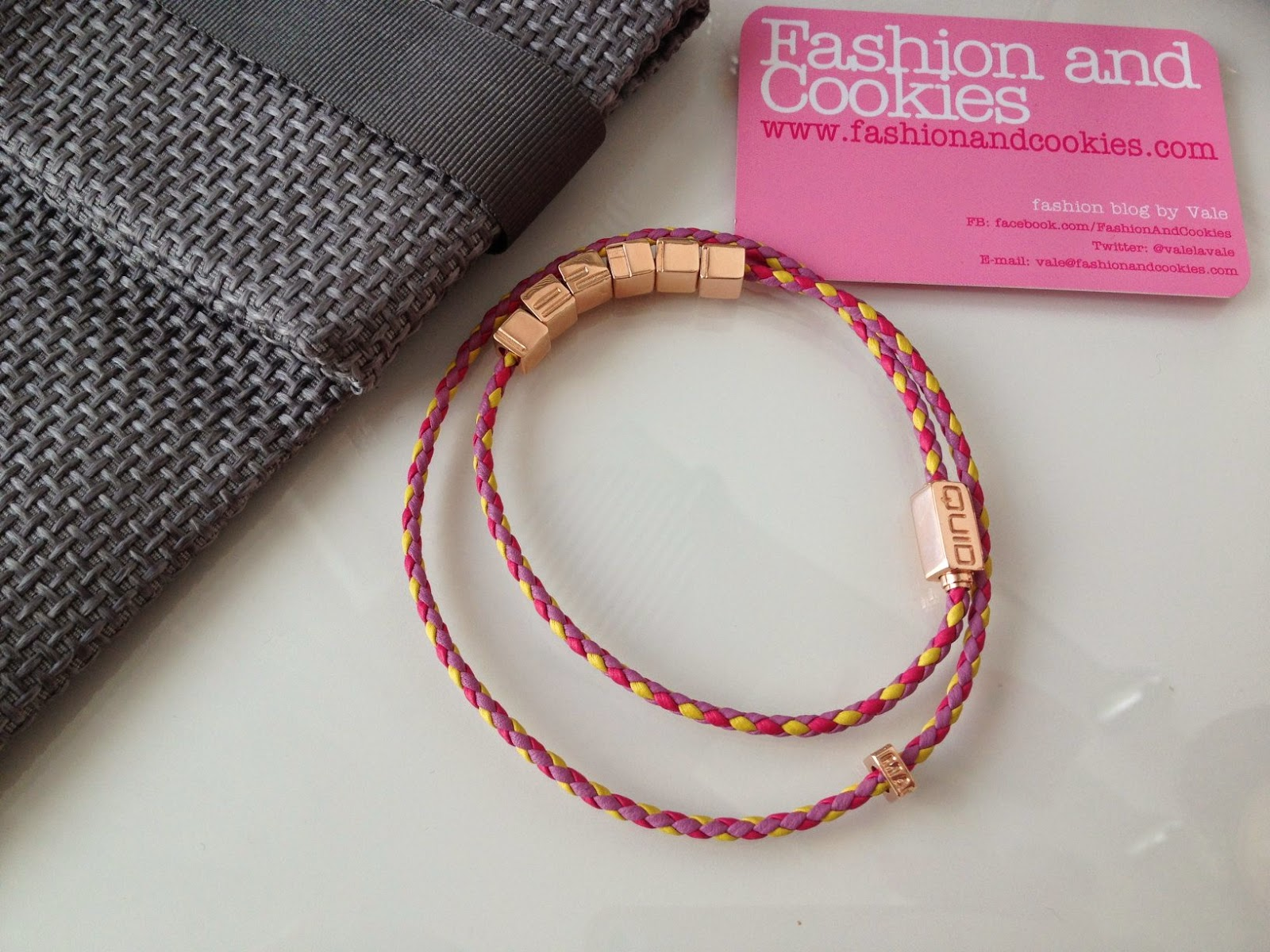 quid jewelry to remember, Fashion and Cookies, fashion blogger