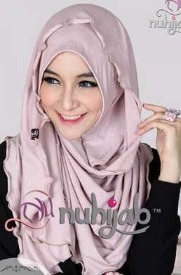 Contoh Model Hijab Modern Untuk Wanita Muslimah Modis