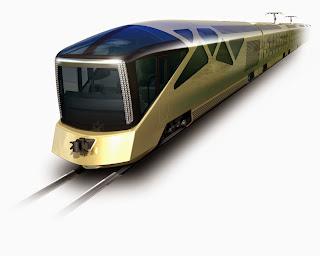 japan amazing train