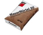 mortar de zidarie Baumit m50 - mauermortel 50
