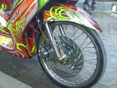 MIO SOUL FULL MODIF Airbrush