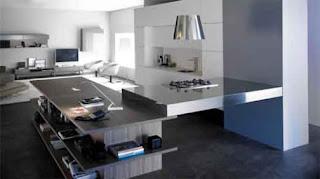 L shape kitchen cabinets