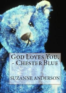 God Loves You Chester Blue