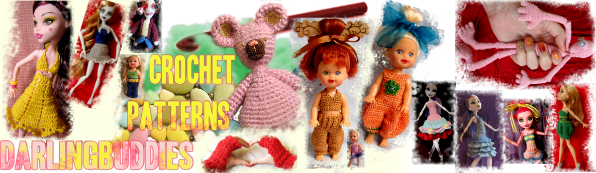 DarlingBuddies - Crochet Patterns