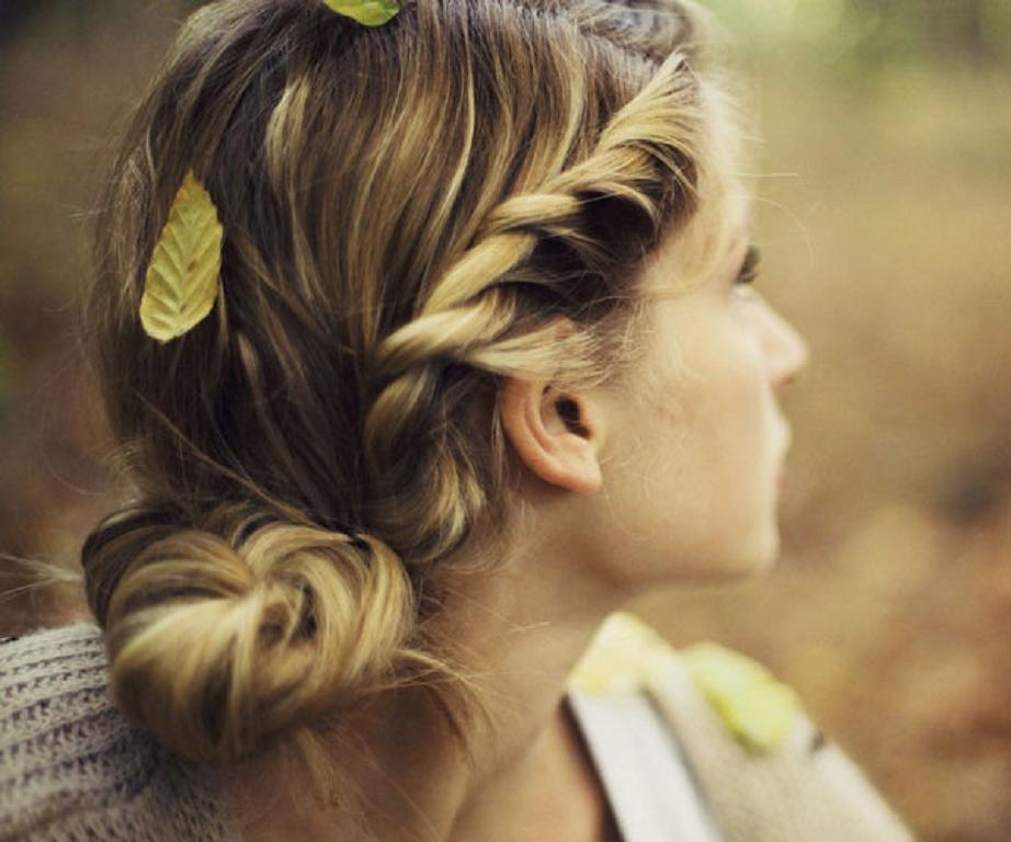 Nuevo peinado fotos - Chicas con trenzas ...