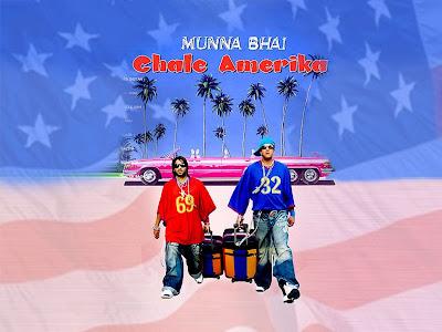 Munnabhai Chale America