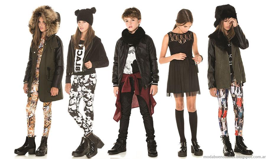 Moda otoño invierno 2015 juvenil. Ona Saez Kids otoño invierno 2015.