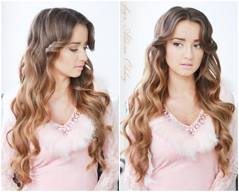 Fryzury Na Studniówkę Prom Carnival Hairstyle Styloly Blog By