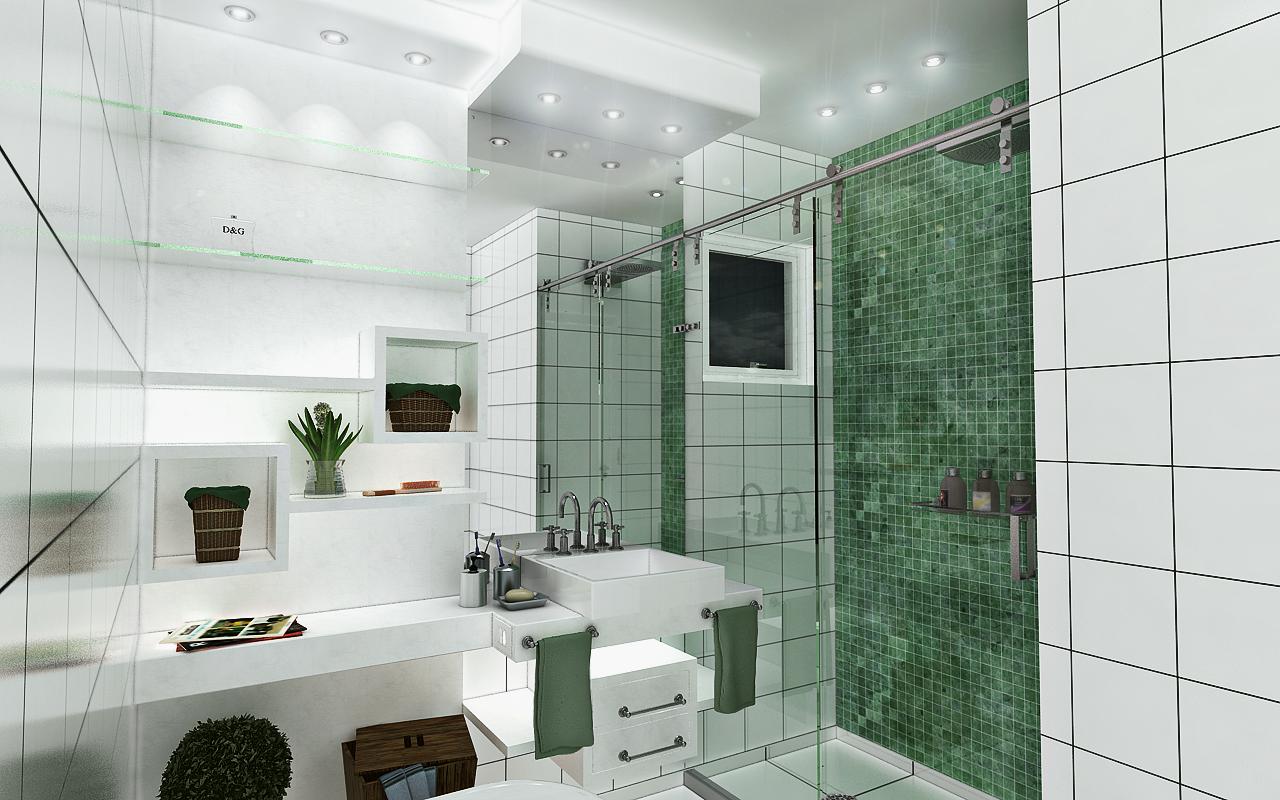 New Móveis Aclimação #674738 1280x800 Banheiro Casal Suite