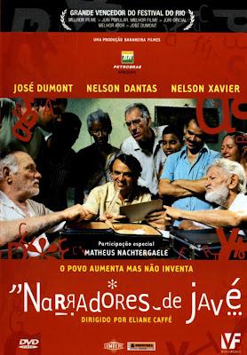Filme Narradores De Javé   Nacional