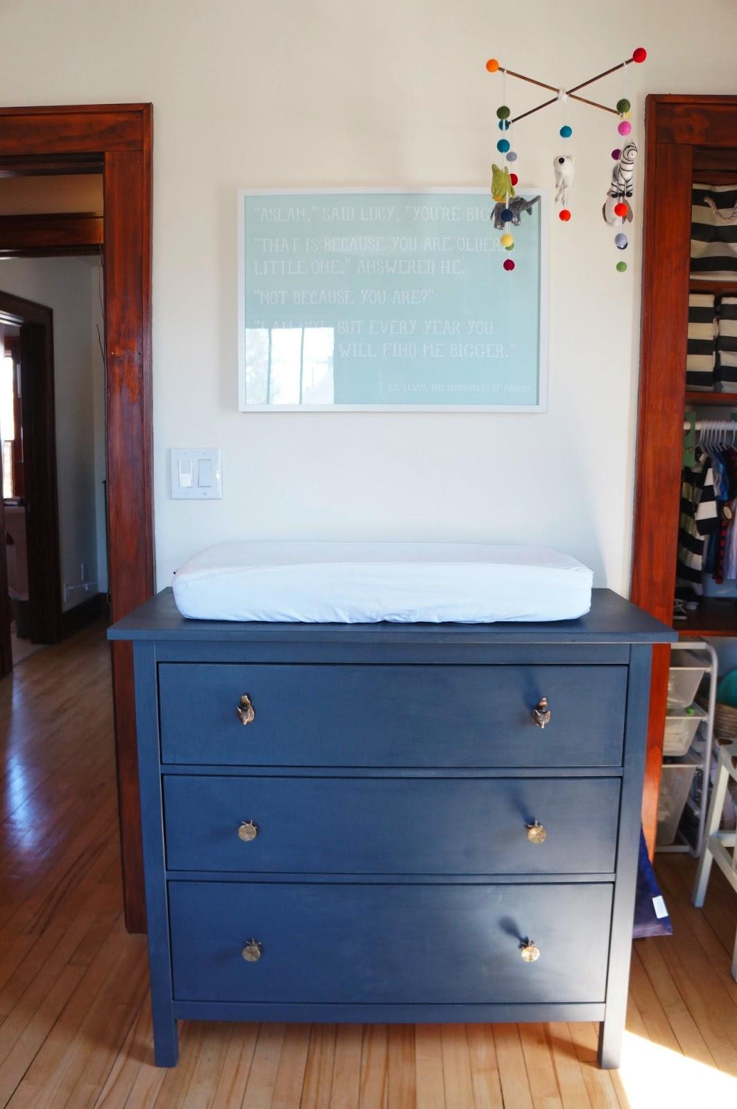 Hemnes Dresser Hack. Ikea Hack For Our Hemnes Dresser That We Love ...