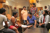 Singam 123 movie working stills-thumbnail-8
