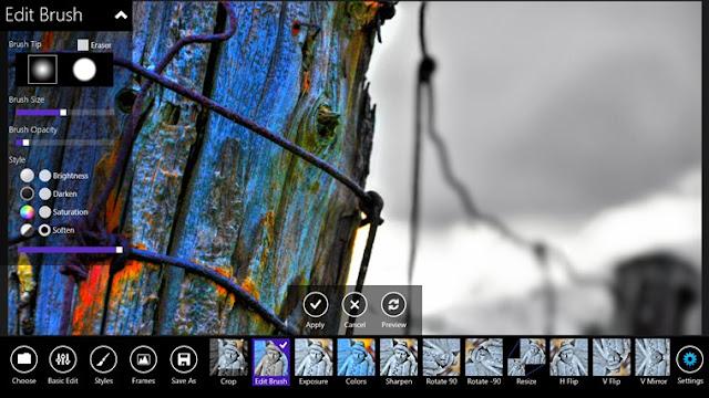 Fhotoroom Windows 8 App