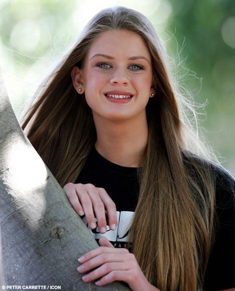12 Year Old Model Maddison Gabriel
