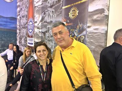 Με τη Μάγια Τσόκλη παρουσιάστρια,ταξιδιωτική δημοσιογράφο και ιδιοκτήτρια μικροζυθοποιίας στη Τήνο: