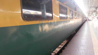 Chennai Going Special Trains List for November 2015