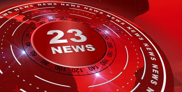 VideoHive Broadcast Design - News Open