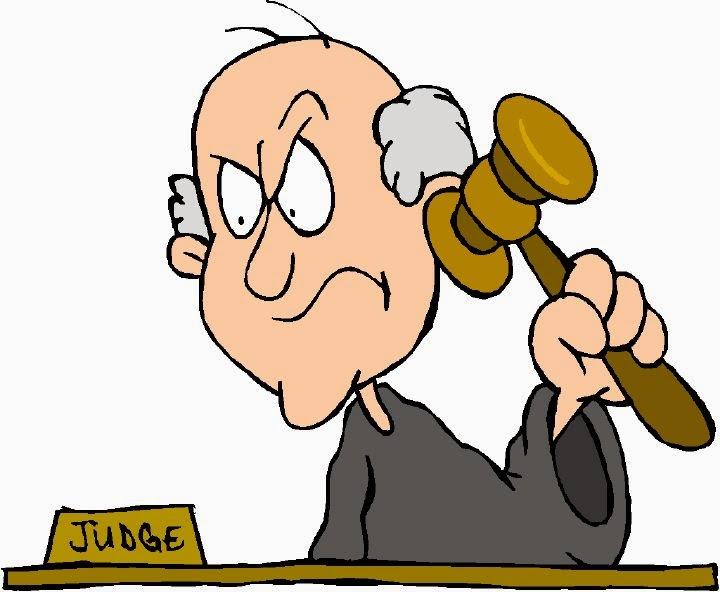 Kisah Dua Orang Yang Bertengkar Dan Seorang Hakim