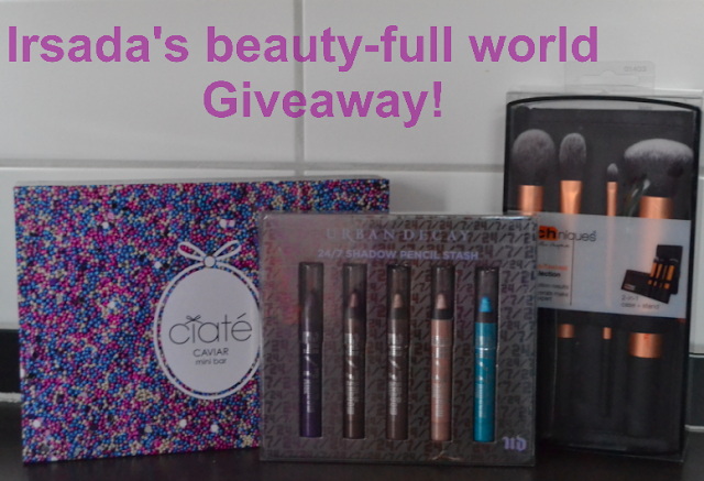 Check out these amazing giveaways!