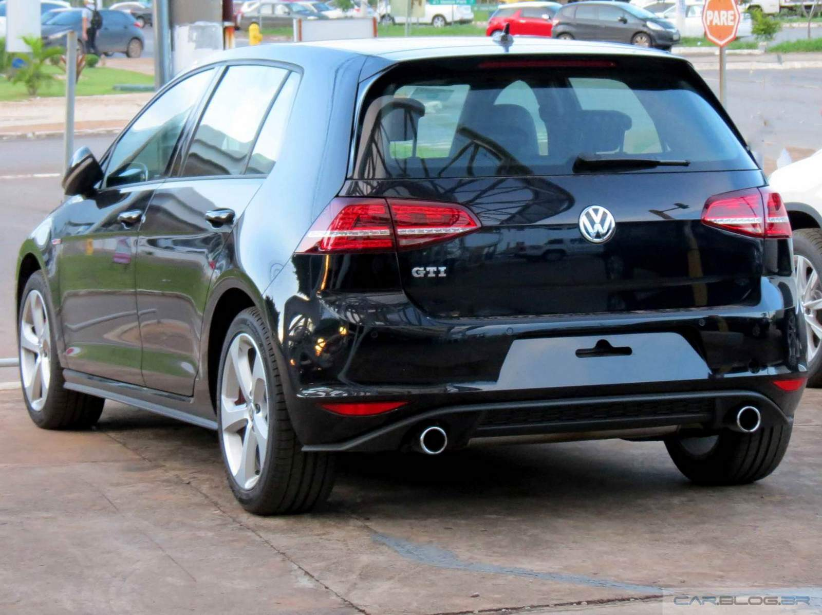 VW Golf GTI 2015 - Exclusive